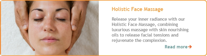 Holistic Face Massage 2