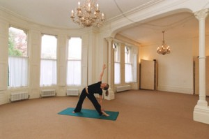 Classes in the Meditation room