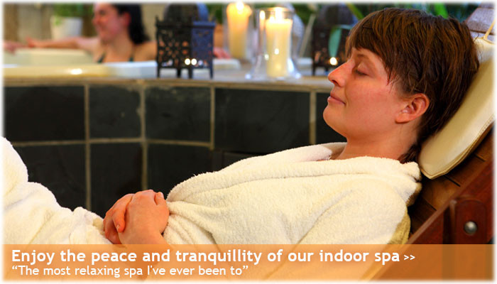 Click here for our Spa Facilities...