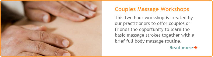 Couples Massage Treatment