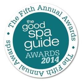 Good Spa Guide Awards 2014 Logo
