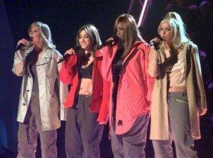 Brit Awards/All Saints 2